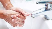 How should you wash your hands???