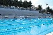 There is  a swimming pool in Ilioupolis.