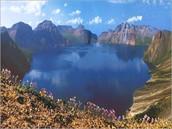 China's lakes