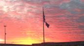 Amazing sunrise!