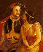 John + Pocahontas