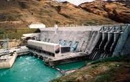 A Hydropowered dam