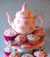 Tea And Cupcake anyone