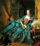 La marquesa de Pompedour