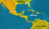 The country of caribbean !!!! Jamaica
