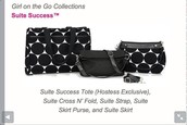"This Fall Thirty-One established a new line for the ""Girl on the Go!"""