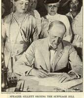 """The Suffrage Bill"""