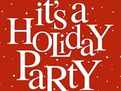 Holiday Party Coming Up!