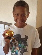 Zion Flores - Incoming 7th Grader