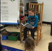 Tanner McConnell Guest Reader
