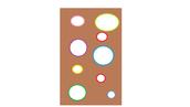 Betonplex antislip met gaten in verschillende kleuren