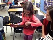 Rockin' the ukulele!
