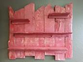 Handmade Custom Rustic Display's