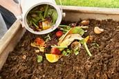 Reducir y reutilizar residuos orgánicos