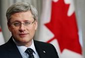 Notre Premier Ministre Stephen Harper