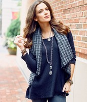 Layer pieces for an amazing look!