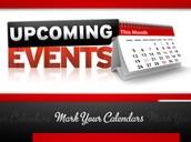 Upcoming Festivities
