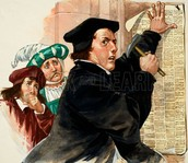 Martin Luther and the Catholic Church