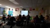 Learning the FOIL method in Algebra