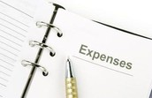 The difference between fixed, variable, and discretionary expenses.