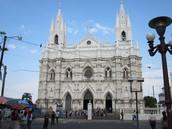Catedral of Santa Ana