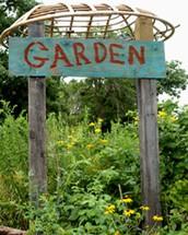 Garden Help Needed!