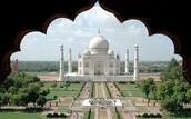How Was The Taj Mahal Built ?