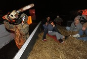 Haunted Hayride!!