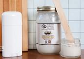 Lavender and Rosewood Coconut Deodorant