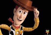 Woody is Andy's oldest toy, a Cowboy who rivals Buzz Lightyear.
