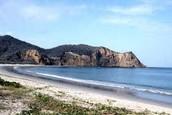 West Coast of South America