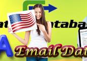 Email database service provider