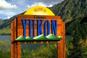 Entering The Yukon