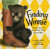 Finding Winnie: The story of the World's Most Famous Bear by Lindsay Mattick