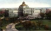 Library of Congress- Thomas Jefferson Building