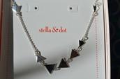 Alexia Necklace (silver) - SOLD