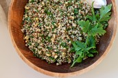 Healthy Herbed Quinoa Recipe