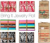 Bring It Jewelry Roll