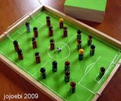 Our shop sells the best soccer game!
