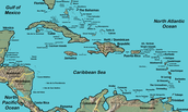 Caribbean Island Hop Walking Challenge