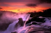 Iguazú al amanecer