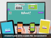 Create a digital game like Kahoot! or Quizizz