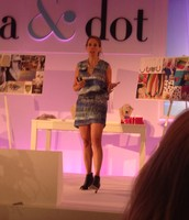 Blythe Harris our designer at our latest conference 1 week ago!