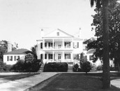 Plantation Owner's House in South