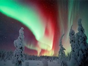 Aurora Borealis and Aurora Australis