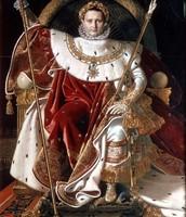 Napoleon Bonaparte declares himself emperor