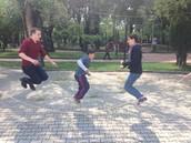Activities with Chlidren