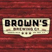 Browns Brewery will be in the Thirst Aid Lounge