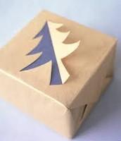 La carta per pacchi