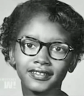 The role that she played in the bus boycott.